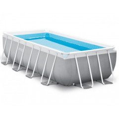 Bazén Intex 26790 Prism Frame 400 x 200 x 122 cm SET