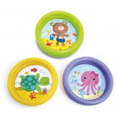 Bazén nafukovací dětský INTEX MY FIRST - fialová