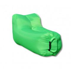Nafukovací křeslo Sedco Air Sofa Lazy - zelená