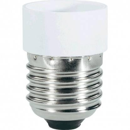 Redukce G21 E27 na E14 - pro žárovky