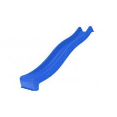 Dětská skluzavka KBT REX 240 cm modrá