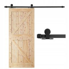 Systém pro posuvné dveře 183 cm Springos HA5005