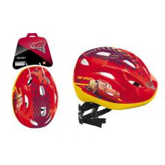 CYKLO dětská přilba na kolo MONDO CARS - červená