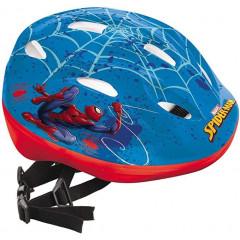 CYKLO dětská přilba na kolo MONDO SPIDERMAN - modrá