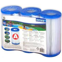 Papírová vložka do filtru INTEX 29003 - Trojbalení