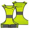 Reflexní vesta běh/cyklo P2I Reflexní vesta zajistí ještě větší viditelnost cyklisty nebo chodce za šera nebo mlhy. Reflexní pásy jsou umístěny na ...