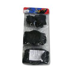 Chránič SEDCO SKATEBOARD SADA 606 XS - černá