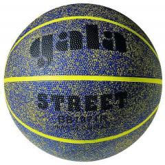 Míč basket STREET 7071R - modrá