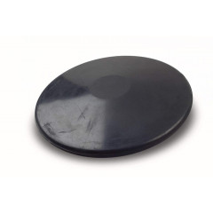 DISK guma váha 1,5 kg SEDCO šedý - 1,5 kg
