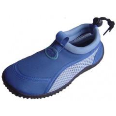 Boty do vody SCUBIA JR 28 - modrá