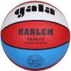 Míč basket Harlem:určený pro školy a trénink, doporučený pro hru venku, vrchový materiál pryžový. Velikost 5