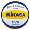MIKASA představuje špičkový nový míč pro plážový volejbal, důstojného nástupce legendárního modelu VLS200, který známe ze všech ...