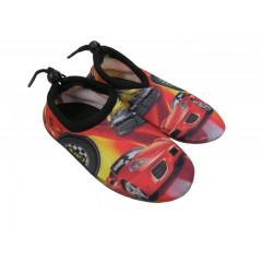Boty do vody AQUA SURFING - červená