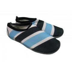 Boty do vody AQUA SURFING - modrá