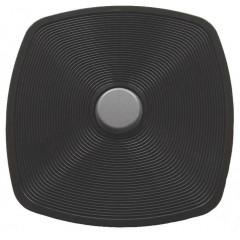Balanční podložka Balance polohovatelná 635 Sedco 36 x 36 cm - černá