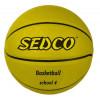Míč basket SEDCO SCHOOL VEL 4. OdlehčenýBasketbalový míč vhodný pro školy a trénink. Míč má gumovou povrchovou úpravou. Míč je pružný a ...