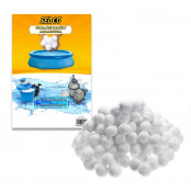 Filtrační kuličky PES AQUA CRYSTAL 250 g