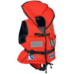 Plovací vesta Baby plus - L, červená