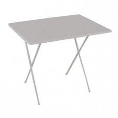 Kempingový stůl Sedco 80 x 60 cm - bílá