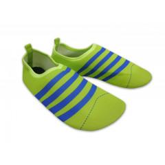 Boty do vody STRIPS - zelená