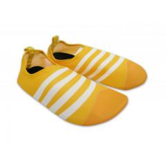 Boty do vody STRIPS - žlutá