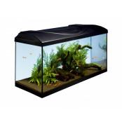 Akvárium set STARTUP 60 LED EXPERT rovný 54l DIVERSA, černá