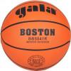 Míč basket BOSTON: určený pro školy a trénink, doporučený pro hru venku, vrchový materiál pryžový, VELIKOST 5