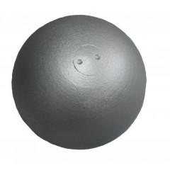 Koule atletická ZÁVODNÍ SEDCO 5 kg soustružená - 5 kg