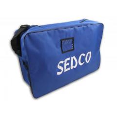 Sportovní kabela SEDCO na míče - Pro 6 míčů - modrá