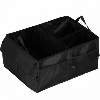 Organizér do kufru auta 56x40x26 cm černý SPRINGOS HA3124