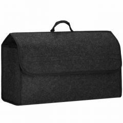 Organizér do kufru auta 50x16x31 cm šedý SPRINGOS HA3116