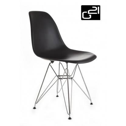 Designová židle G21 Teaser Black