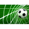 Náhradní síť na fotbalovou branku o rozměrech 240x160x100 cm.