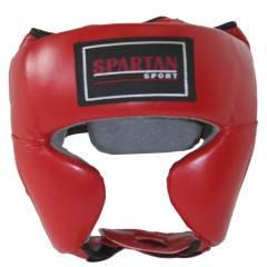 Chránič hlavy na box / karate SPARTAN
