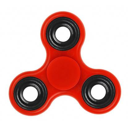 Fidget Spinner SPARTAN FS6015 červený