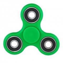 Fluorescentní Fidget Spinner FS04 zelený