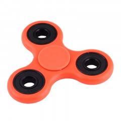Fluorescentní Fidget Spinner FS04 červený