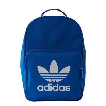 Batoh Adidas Originals Trefoil BK6722 modrý