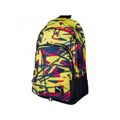 Školní batoh Puma Academy 072988 07 žlutý