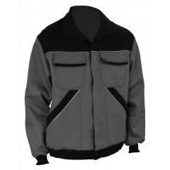 Pracovní bunda MAXIM 600R šedo-černá