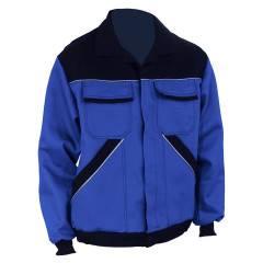Pracovní bunda MAXIM 600R modro-černá