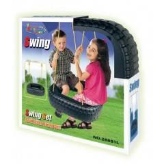 Hračka G21 Hračka hranatá pneumatika černá