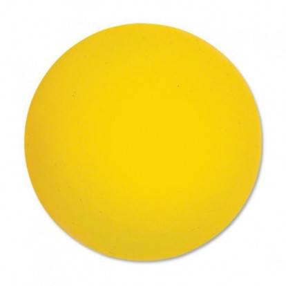 Gumový míček na kriket SEDCO 150 g žlutá