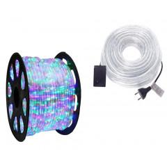 LED hadice Profi - 20m, 8-funkcí, IP44, multicolor