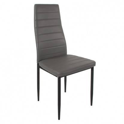 Jídelní židle LUIGI šedá