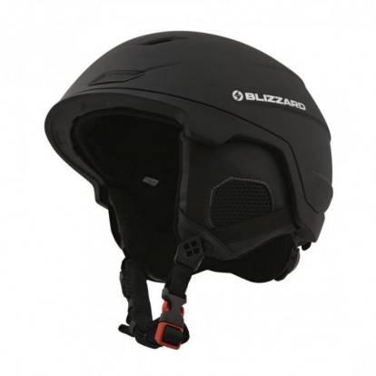 Lyžařská přilba Blizzard Double Ski 60 - 63 black matt - Vyprodeje24.cz 7d6f46b7d6c