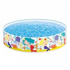 Bazén Intex 58458 Aqua Mermaid 183x38 cm