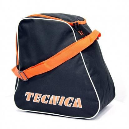 Taška na lyžáky TECNICA černo/oranžová