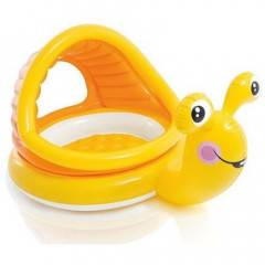 Nafukovací bazén INTEX 57124 šnek 145x102x74cm