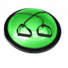 Balanční podložka 62 cm SEDCO DOME STEP 450 zelená